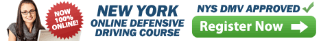 New York Online Defensive Driving Course